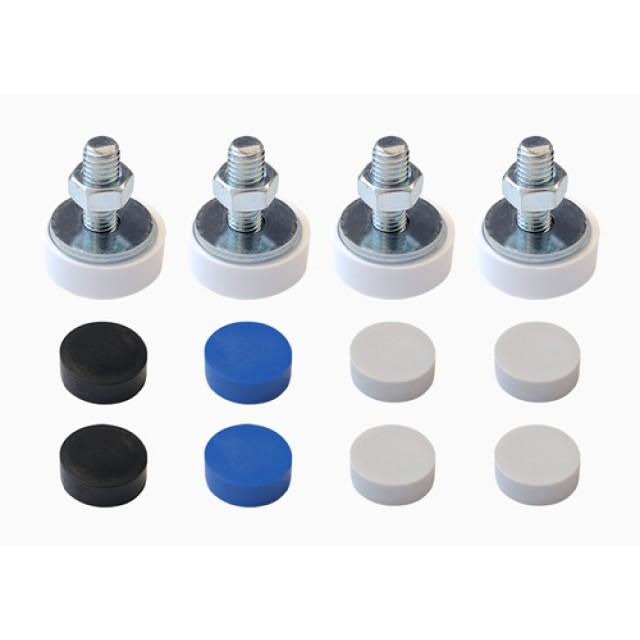 schraubenset zur montage von kennzeichen kennzeichenhaltern. Black Bedroom Furniture Sets. Home Design Ideas