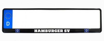 Hamburger SV Kennzeichenhalter