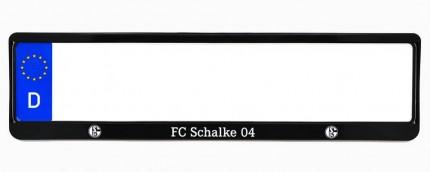 FC Schalke 04 Kennzeichenhalter
