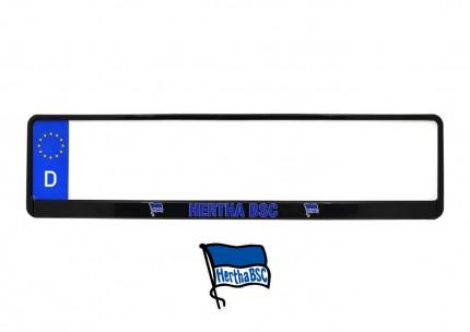 Hertha BSC Kennzeichenhalter