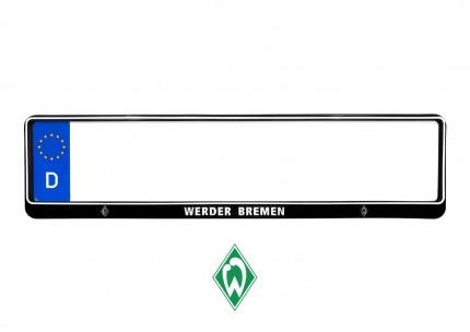 SV Werder Bremen Kennzeichenhalter