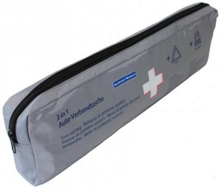 3-in-1 Erste Hilfe Kombitasche nach DIN 13164